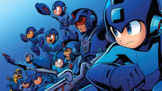 Megaman vendrá a las pantallas