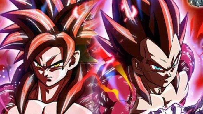 Super Full Power Saiyan 4