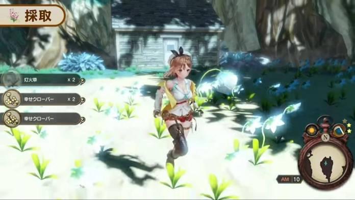 Atelier Ryza 2: Lost Legends & The Secret Fairy, anunciado en el Mini Direct de Nintendo 2