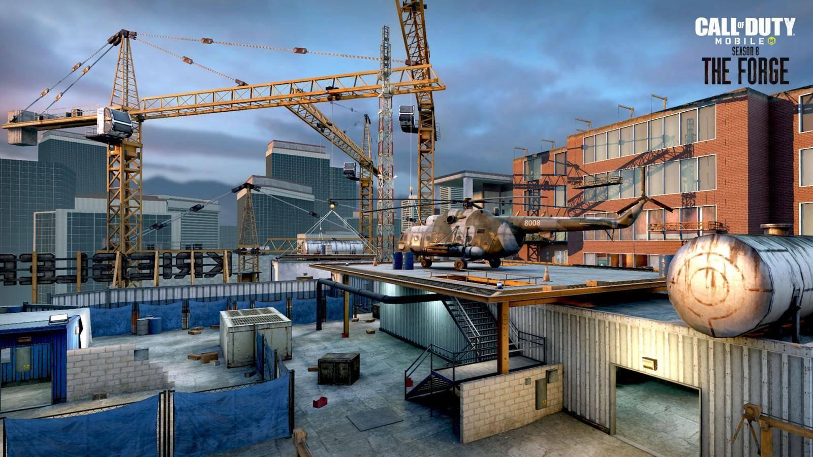 Ya está disponible la Temporada 8 de Call of Duty: Mobile 9