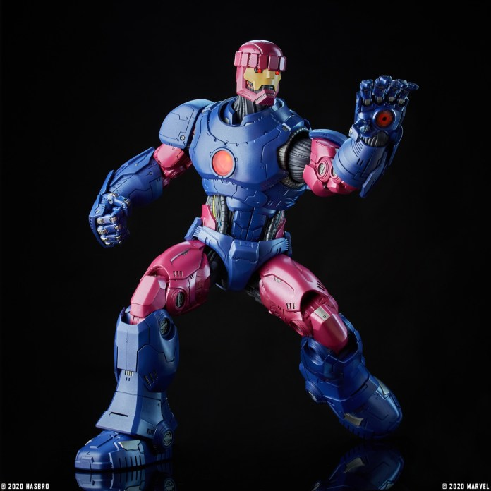 ¡Hasbro traerá el gigantesco Centinela de los X-Men a México! 6