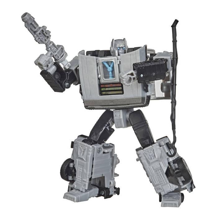 Robot DeLorean