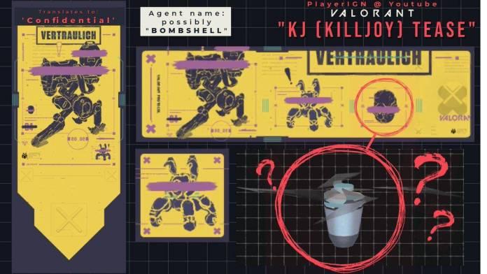 Valorant Killjoy