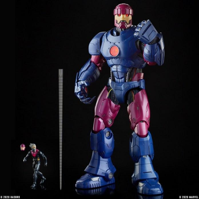 ¡Hasbro traerá el gigantesco Centinela de los X-Men a México! 7