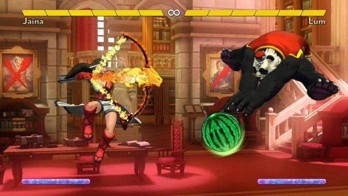 Fantasy Strike: ¡2 nuevos personajes y características totalmente gratis! 3