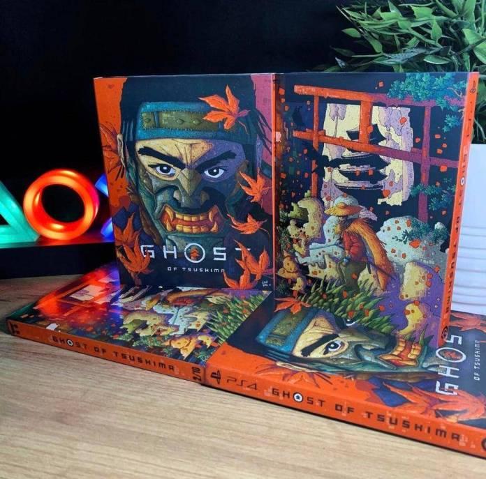 Asombrosa edición de Ghost of Tsushima en Eslovaquia 2