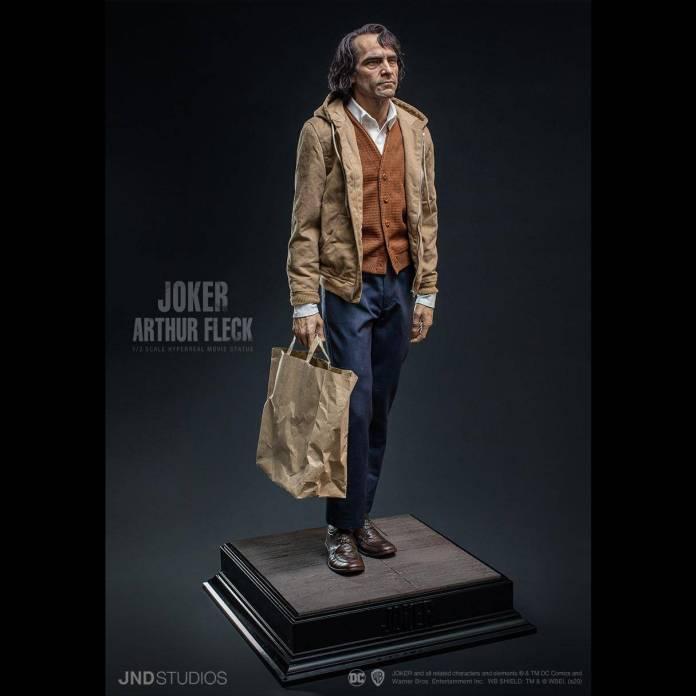 Joker: JND Studios presenta su impresionante figura de Arthur Fleck... de más de 50 mil pesos 11