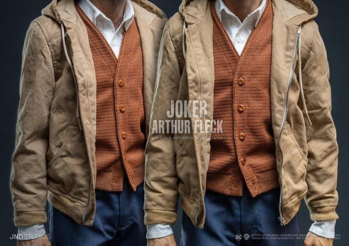 Joker: JND Studios presenta su impresionante figura de Arthur Fleck... de más de 50 mil pesos 12