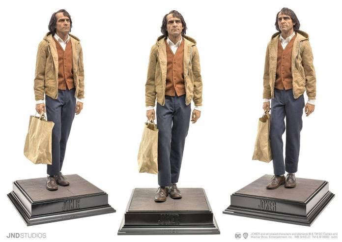 Joker: JND Studios presenta su impresionante figura de Arthur Fleck... de más de 50 mil pesos 1