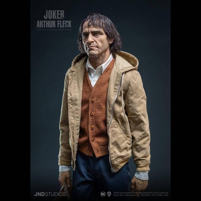 Joker: JND Studios presenta su impresionante figura de Arthur Fleck... de más de 50 mil pesos 6