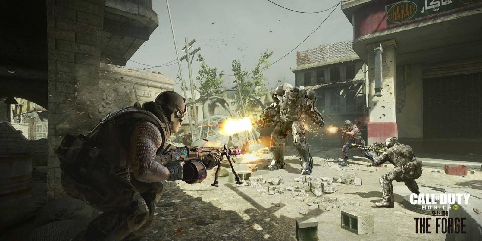 Ya está disponible la Temporada 8 de Call of Duty: Mobile 2