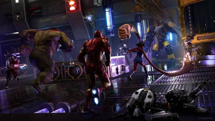 Marvel's Avengers tendrá su Beta muy pronto y llegará con contenido para Fortnite 2