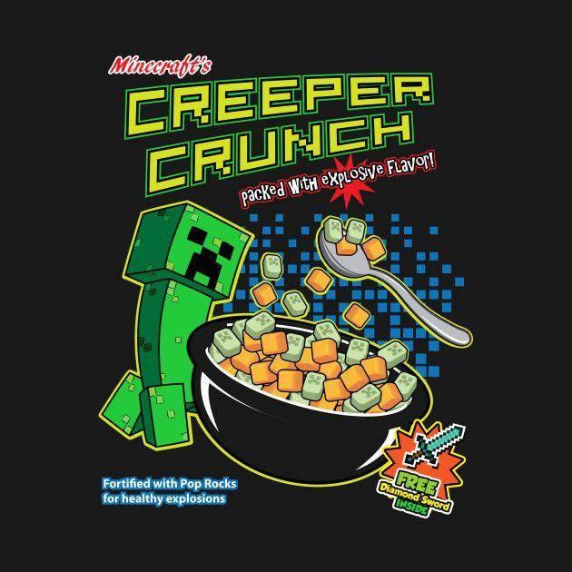 ¡Minecraft anuncia su cereal! 1