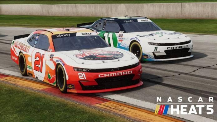NASCAR Heat 5 ya está disponible 1