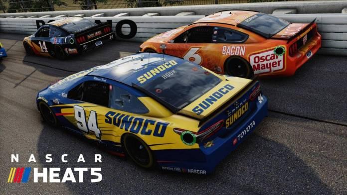 NASCAR Heat 5 ya está disponible 9