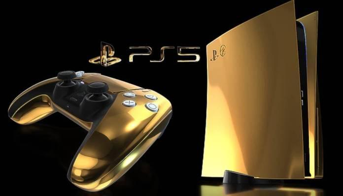 PS5 Edición de lujo