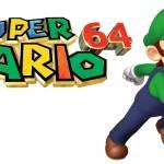 Super Mario 64 (Luigi)