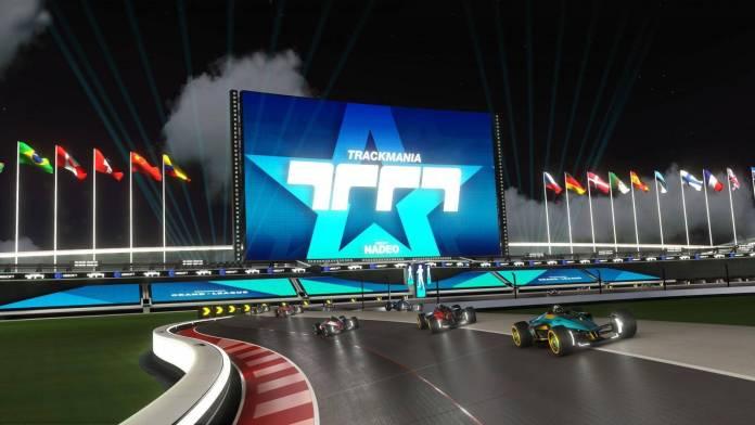 Trackmania ya está disponible en PC 5