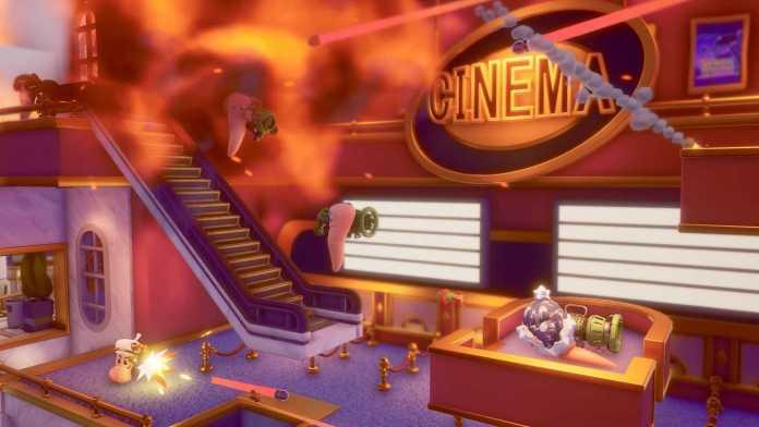 Worms Rumble: Los gusanos entran al Battle Royale 1