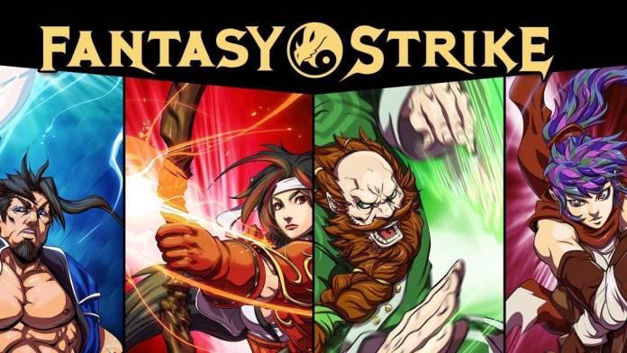 Fantasy Strike: ¡2 nuevos personajes y características totalmente gratis! 5