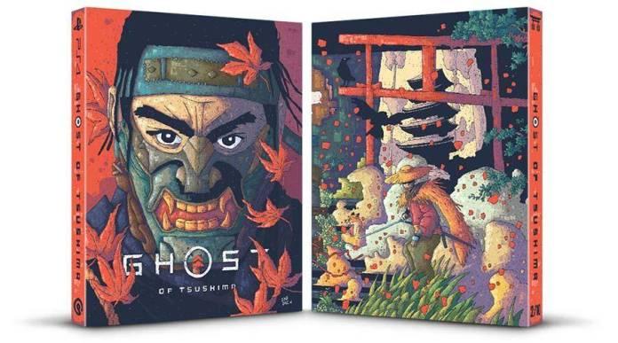 Asombrosa edición de Ghost of Tsushima en Eslovaquia 1