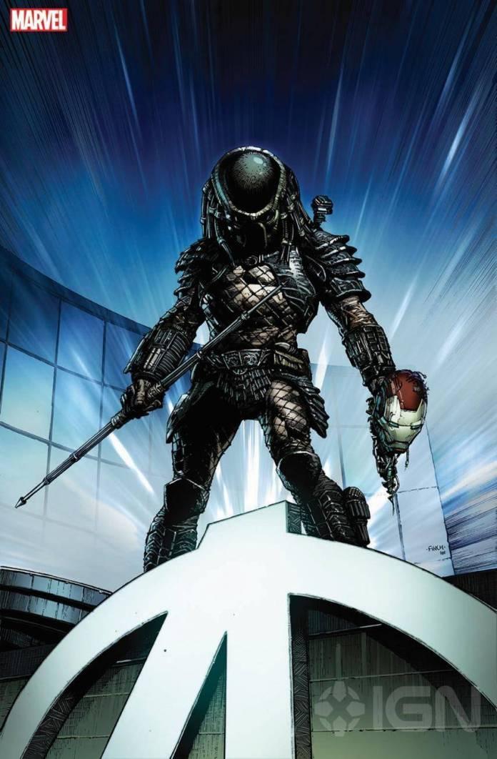 Marvel Comics adquiere los derechos de Alien y Predator 2