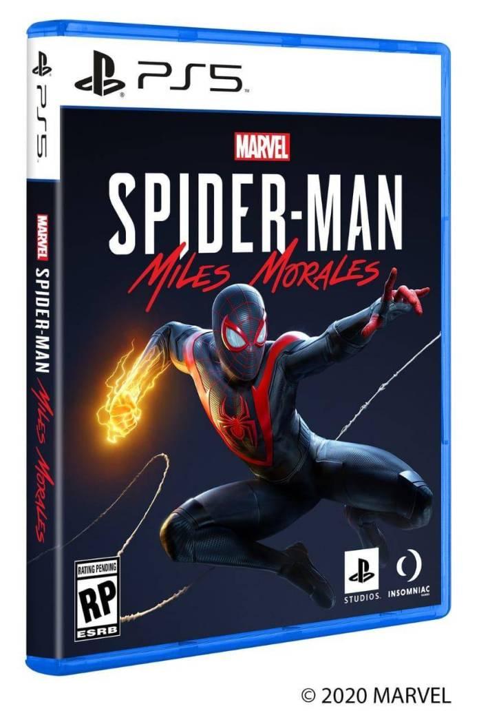 Así lucirán las cajas de los juegos del PlayStation 5 2
