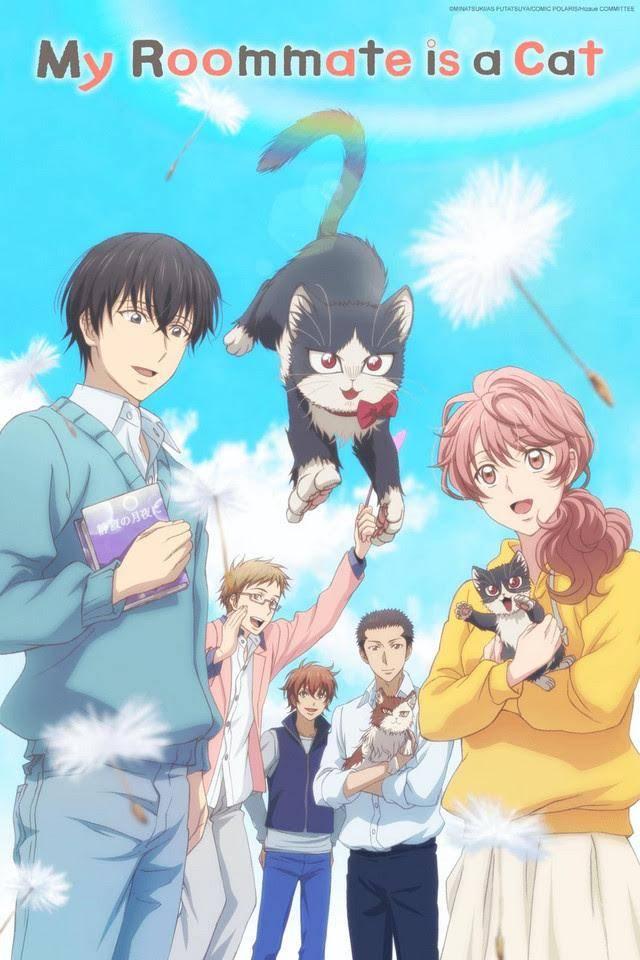 Mascotas Crunchyroll Anime