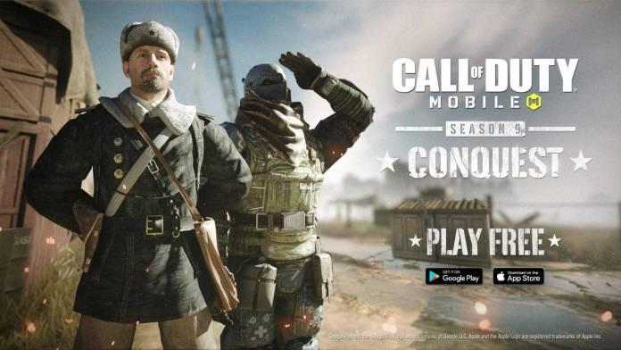 La temporada 9 de Call Of Duty: Mobile comienza este 15 de Agosto 12
