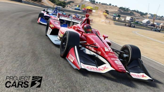 Project Cars 3 estrena tráiler y se abren las pre-ordenes del juego 2