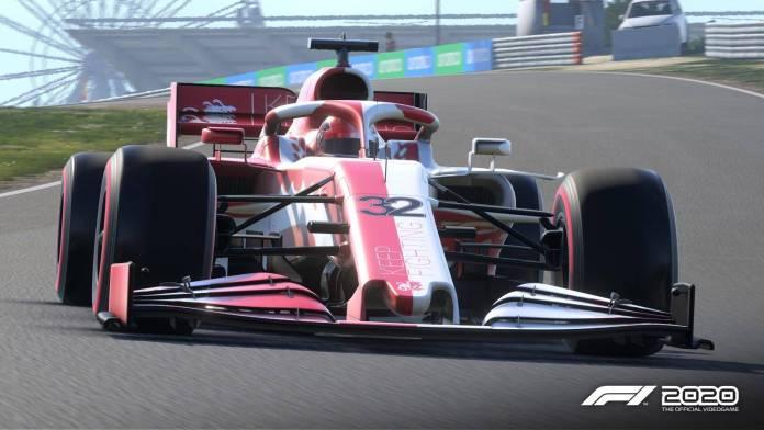 F1 2020 apoya a la 'Keep Fighting Foundation' en honor a Michael Schumacher 2