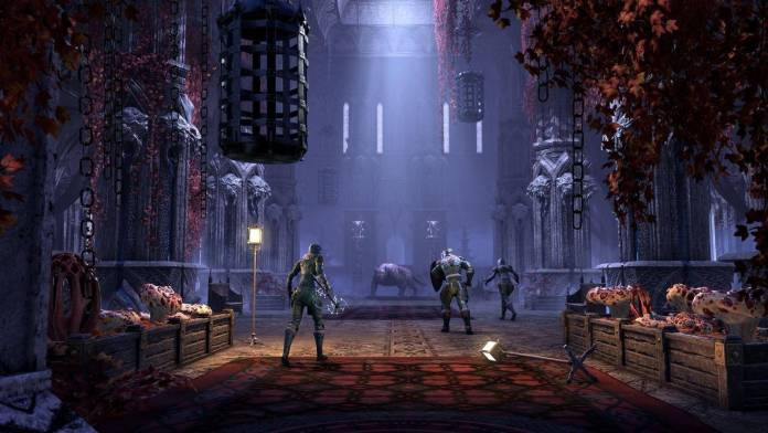 La actualización 27 de The Elder Scrolls Online traerá vampiros al juego 1