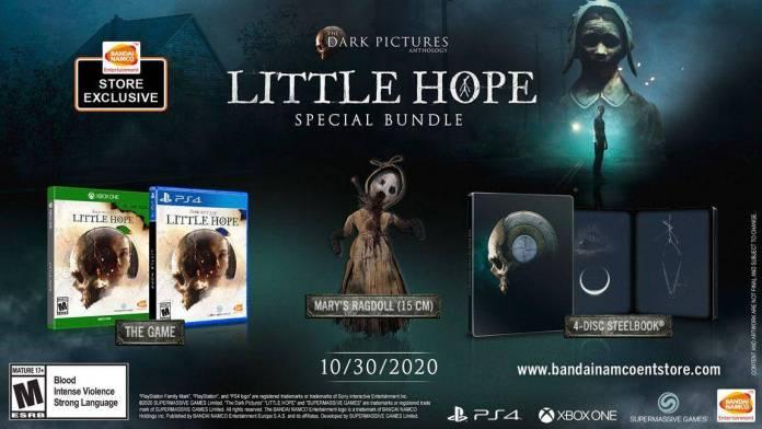 The Dark Pictures Anthology: Little Hope ya tiene la preventa de su paquete especial 1