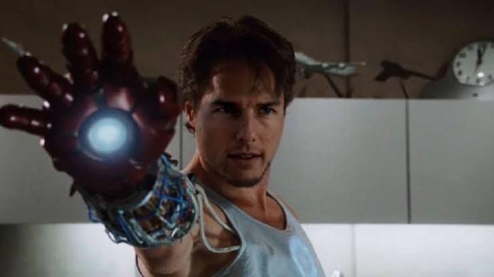 Tom Cruise, Iron Man