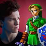 Tom Holland The Legend of Zelda