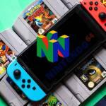 Nintendo Switch, N64, Nintendo 64