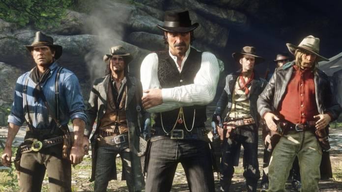 red dead online, Red Dead Redemption 2