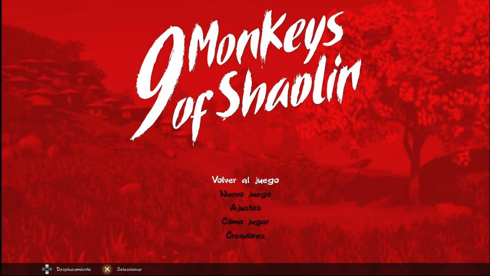 Reseña: 9 Monkeys of Shaolin 6