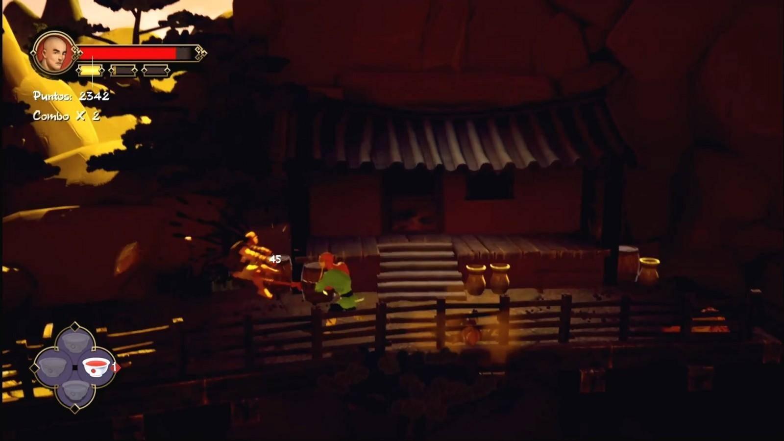 Reseña: 9 Monkeys of Shaolin 17
