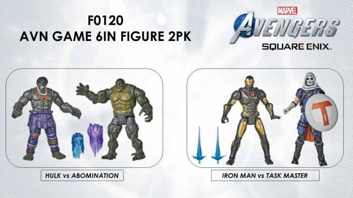 Conoce las figuras del Gameverse del videojuego Marvel's Avengers 3