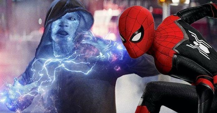 Jamie Foxx regresa como Electro en Spider-Man 3 2