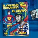 Panini Chapulin Colorado & El Chavo