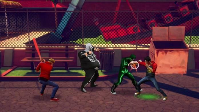 Cobra Kai: The Karate Kid Saga Continues ya a la venta en PS4, Xbox One y Nintendo Switch 4