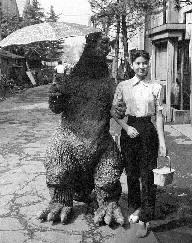 Godzilla Cita