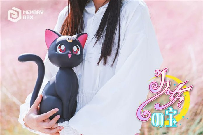 """Luna"" de Sailor Moon tendrá una figura de tamaño real 4"