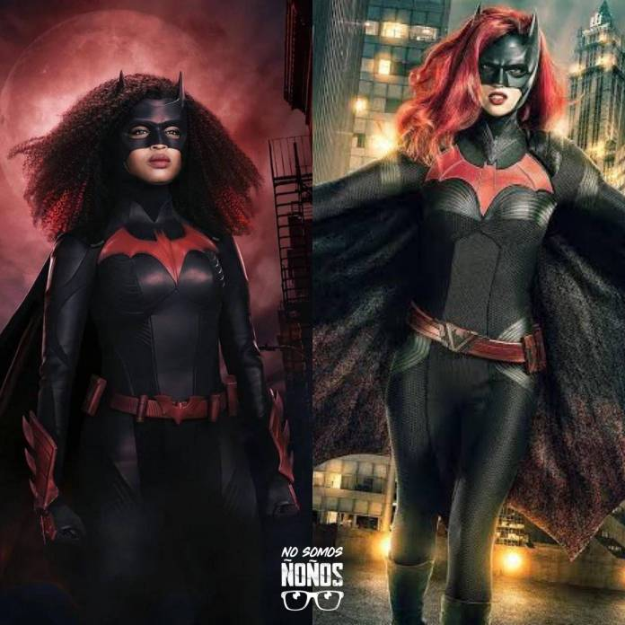 Batwoman, Temporada 2: Primer vistazo al traje de Javicia Leslie 2
