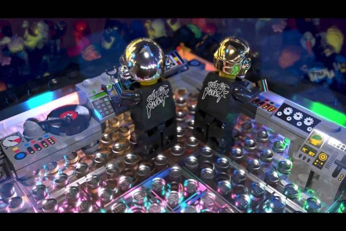 Lego Ideas (Daft Punk)