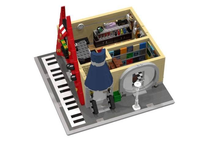 Rumor: ¡Lego tendrá sets dedicados a la música en 2021! 19