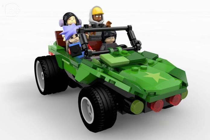 Rumor: ¡Lego tendrá sets dedicados a la música en 2021! 9