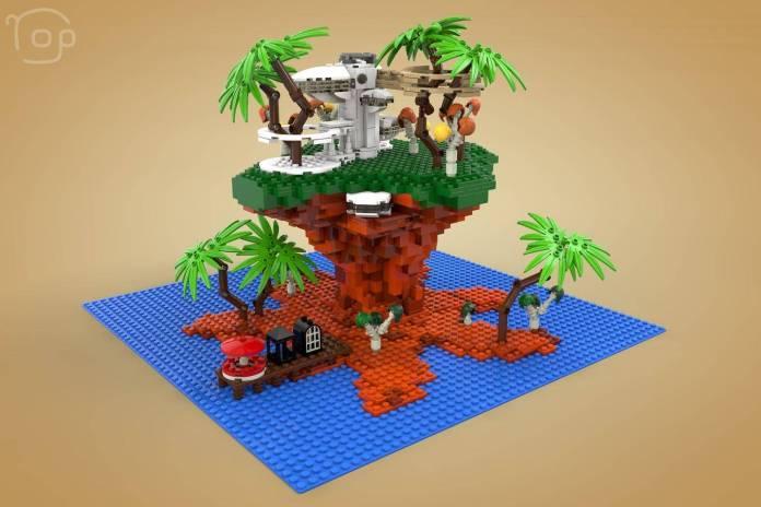 Rumor: ¡Lego tendrá sets dedicados a la música en 2021! 14